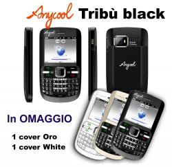 cellulare dual sim anycool tribu qwerty